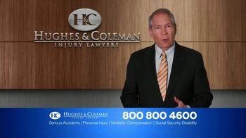 Hughes & Coleman TV Spot, 'Maximum Value'