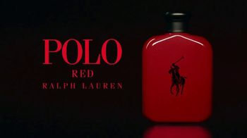 Ralph Lauren Polo Red TV Spot, 'Feel the Rush' Featuring Ansel Elgort - Thumbnail 7