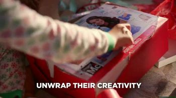 Michaels Mega Gift Event TV Spot, '2018 Holidays: 50 Percent Off Creative Gifts' - Thumbnail 4