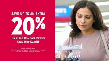 Kmart TV Spot, '2018 Holidays: Savings All the Way' - Thumbnail 6