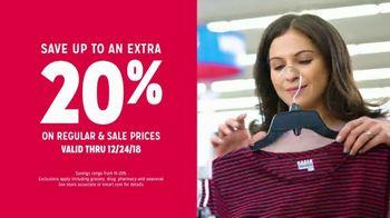 Kmart TV Spot, '2018 Holidays: Savings All the Way' - Thumbnail 7