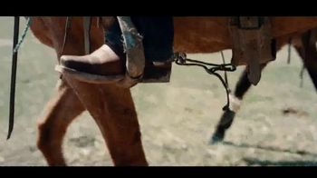 Justin Boots TV Spot, 'Scared of Nothing'