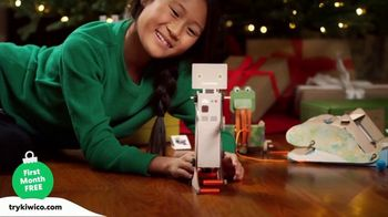 KiwiCo TV Spot, 'Holidays: Perfect Gift'