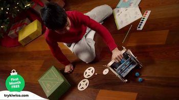 KiwiCo TV Spot, '2018 Holidays: Perfect Gift'