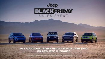 Jeep Black Friday Sales Event TV Spot, 'Colorful Christmas' Song by One Republic [T2] - Thumbnail 8