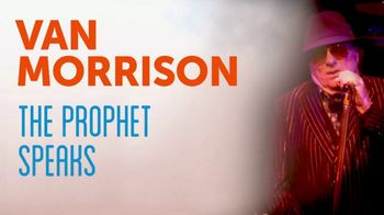 Amazon Music TV Spot, 'The Prophet Speaks: Van Morrison'
