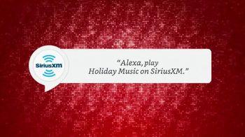 SiriusXM Satellite Radio TV Spot, 'Holiday Channels'