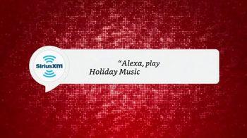 SiriusXM Satellite Radio TV Spot, 'Holiday Channels' - Thumbnail 2