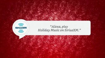 SiriusXM Satellite Radio TV Spot, 'Holiday Channels'