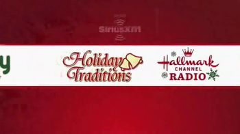 SiriusXM Satellite Radio TV Spot, 'Holiday Channels' - Thumbnail 8