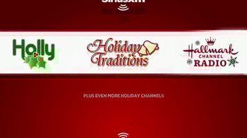 SiriusXM Satellite Radio TV Spot, 'Holiday Channels' - Thumbnail 9