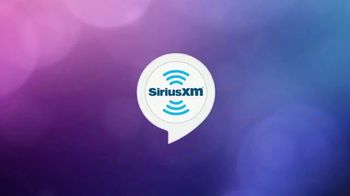 SiriusXM Satellite Radio TV Spot, 'Alexa: Pop' - Thumbnail 1