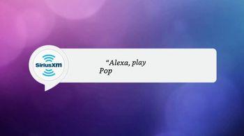 SiriusXM Satellite Radio TV Spot, 'Alexa: Pop' - Thumbnail 2