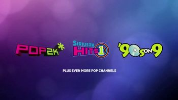 SiriusXM Satellite Radio TV Spot, 'Alexa: Pop'