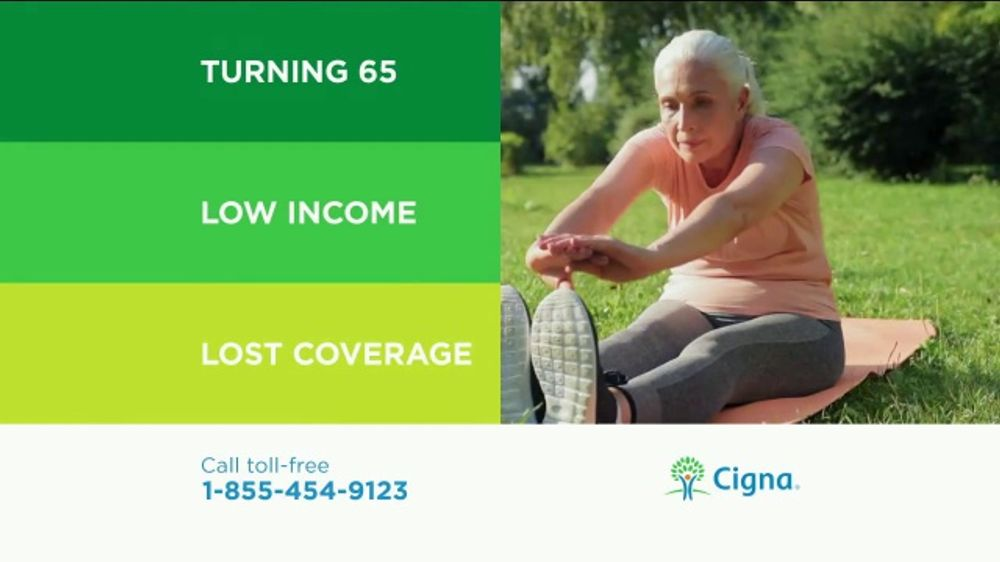 Cigna Medicare Advantage TV Commercial, 'Limit Out-of-Pocket Cost'