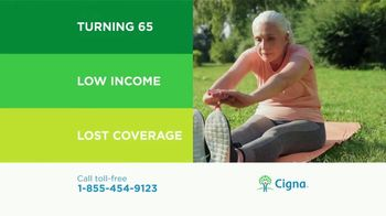 Cigna Medicare Advantage TV Spot, \'Limit Out-of-Pocket Cost\'