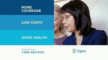 Cigna Medicare Advantage TV Spot, 'Limit Out-of-Pocket Cost' - Thumbnail 7