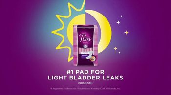 Poise Pads TV Spot, 'Enjoy Life's Little Moments' - Thumbnail 7