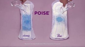 Poise Pads TV Spot, 'Enjoy Life's Little Moments' - Thumbnail 5
