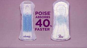 Poise Pads TV Spot, 'Enjoy Life's Little Moments' - Thumbnail 6