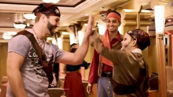 Disney Cruise Line TV Spot, 'Kai' - Thumbnail 7