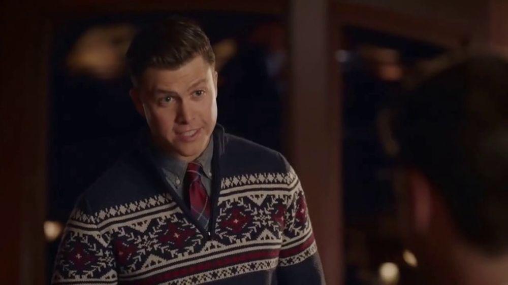 9243c64b0 IZOD Sweater TV Commercial