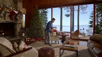 IZOD Sweater TV Spot, 'Holidays: Sweater of the Future' Featuring Colin Jost, Aaron Rodgers - Thumbnail 1