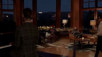 IZOD Sweater TV Spot, 'Holidays: Sweater of the Future' Featuring Colin Jost, Aaron Rodgers - Thumbnail 3