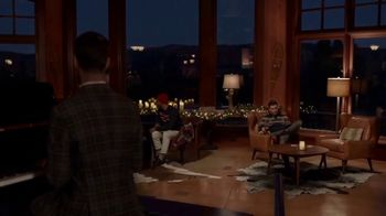 IZOD Sweater TV Spot, '2018 Holidays: Sweater of the Future' Featuring Colin Jost, Aaron Rodgers - Thumbnail 4