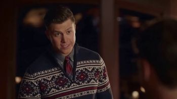 IZOD Sweater TV Spot, \'Holidays: Sweater of the Future\' Featuring Colin Jost, Aaron Rodgers