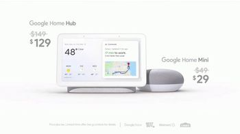 Google Home Hub TV Spot, 'Morning: $129' Song by Jacqueline Taieb - Thumbnail 10