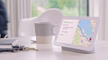 Google Home Hub TV Spot, 'Morning: $129' Song by Jacqueline Taieb - Thumbnail 8