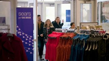 Sears Family & Friends Event TV Spot, 'Grab That Wishlist'