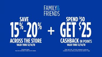 Sears Family & Friends Event TV Spot, 'Grab That Wishlist' - Thumbnail 5