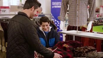 Sears Family & Friends Event TV Spot, 'Grab That Wishlist' - Thumbnail 7