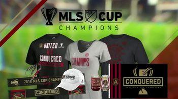 MLS Store TV Spot, 'MLS Cup Championship Gear'