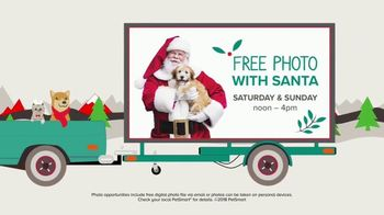PetSmart TV Spot, 'Free Picture With Santa' - Thumbnail 4