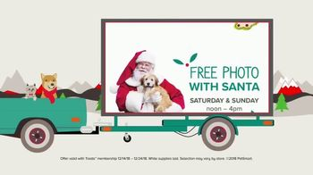 PetSmart TV Spot, 'Free Picture With Santa' - Thumbnail 5