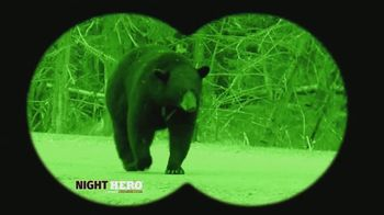 Atomic Beam Night Hero Binoculars TV Spot, 'Powerful Lasers' - 4113 commercial airings