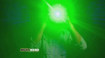 Atomic Beam Night Hero Binoculars TV Spot, 'Powerful Lasers' - Thumbnail 6