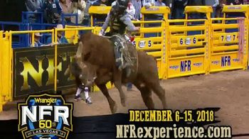 Wrangler National Finals Rodeo TV Spot, 'When the Seasons Change'