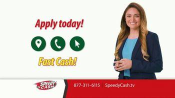 Speedy Cash App TV Spot, 'Julie' - Thumbnail 9
