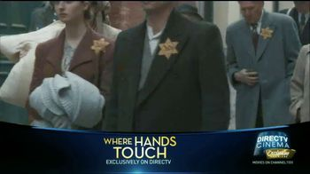 DIRECTV Cinema TV Spot, 'Where Hands Touch' - Thumbnail 1