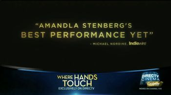 DIRECTV Cinema TV Spot, 'Where Hands Touch' - Thumbnail 5