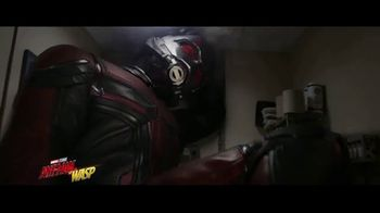Marvel Studios Movies TV Spot, 'Holidays: Ant-Man, Avengers and Black Panther' - Thumbnail 3