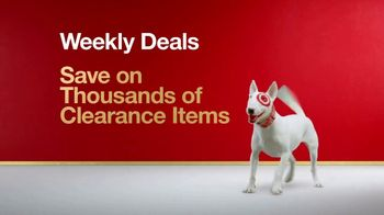Target TV Spot, 'Weekly Deals: Clearance Items' Song by Sia - 1525 commercial airings