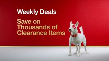 Target TV Spot, 'Weekly Deals: Clearance Items' Song by Sia - Thumbnail 2