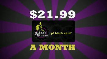 Planet Fitness PF Black Card TV Spot, 'All the Perks' - Thumbnail 6