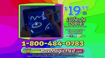 MagicPad TV Spot, 'Equipo de arte brillante' [Spanish] - Thumbnail 10
