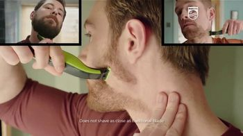Philips Norelco OneBlade TV Spot, 'Not Another 18-Blade Razor' - Thumbnail 6